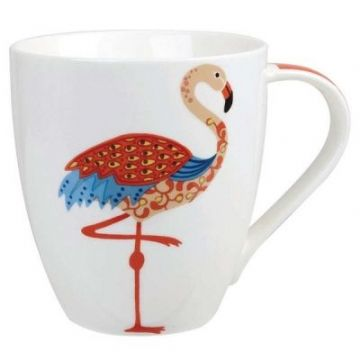 Mwg Crush Mug - Fflamingo | Flamingo